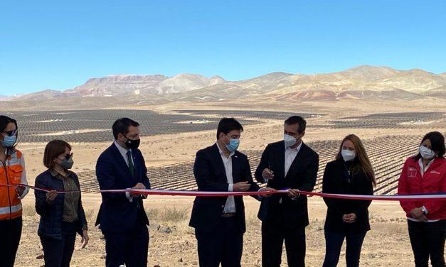 Con nuevos proyectos renovables en carpeta Mainstream alcanzará 2.3 GW en Chile
