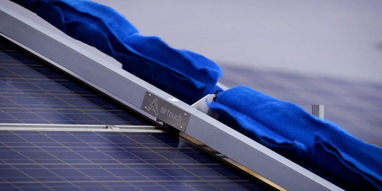 Airtouch Solar busca instalarse en México con su propuesta inteligente para limpiar paneles fotovoltaicos