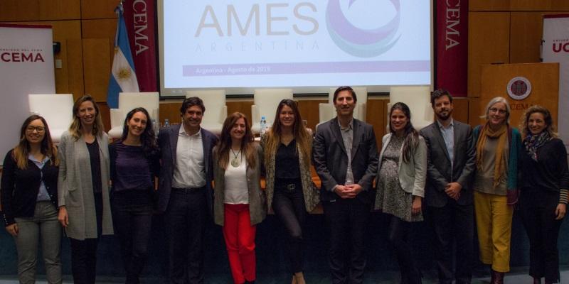 Mujeres con energía: Esta es la historia de AMES en primera persona