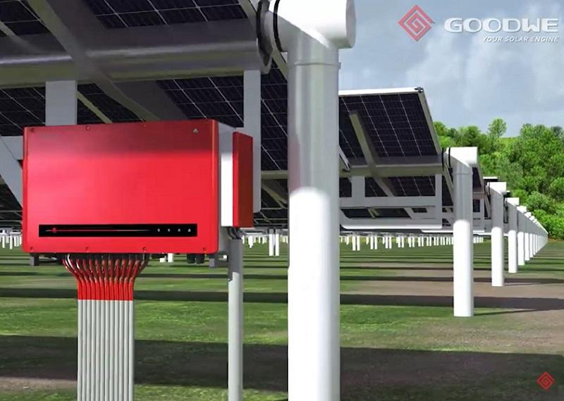 GoodWe trae a Latinoamérica sus distintas versiones del «inversor HT» para proyectos solares