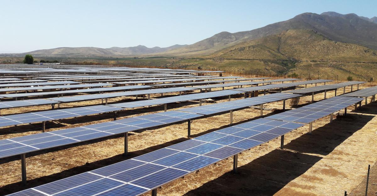 Los PMGD solares fotovoltaicos superaron los 1.000 MW de potencia instalada