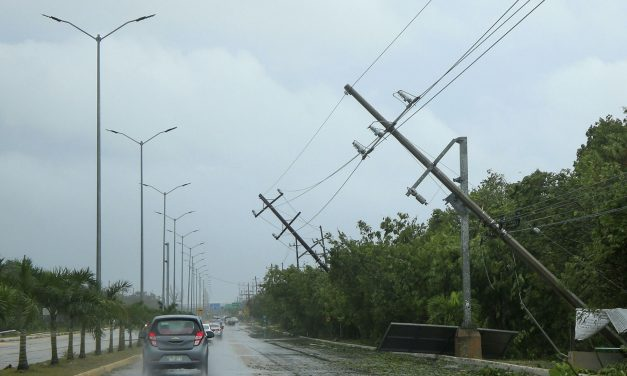 El huracán Grace deja en evidencia la vulnerabilidad de la infraestructura en México