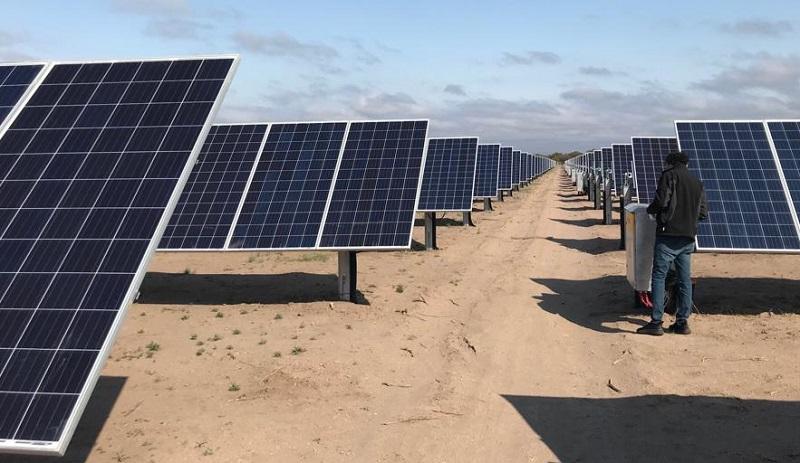Parque Solar «Los Nogales» de San Luis ingresó como agente mayorista del mercado eléctrico