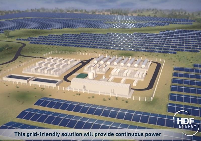 HDF Energy planea su primer proyecto Renewstable en Barbados