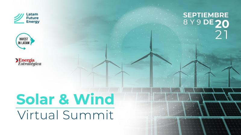 Gran expectativa por anuncios de Ecuador y Chile para energías renovables en «Solar and Wind Summit»