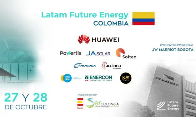 El día después de la subasta se reunirán en Bogotá líderes de las renovables en Colombia «Latam Future Energy»