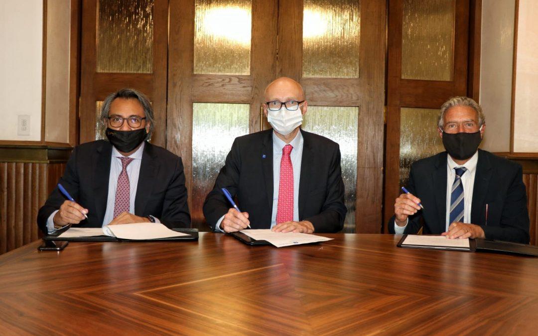 Hannover Fairs México y la Asociación Mexicana de Hidrógeno firman acuerdo de cooperación para impulsar la industria del hidrógeno verde en México
