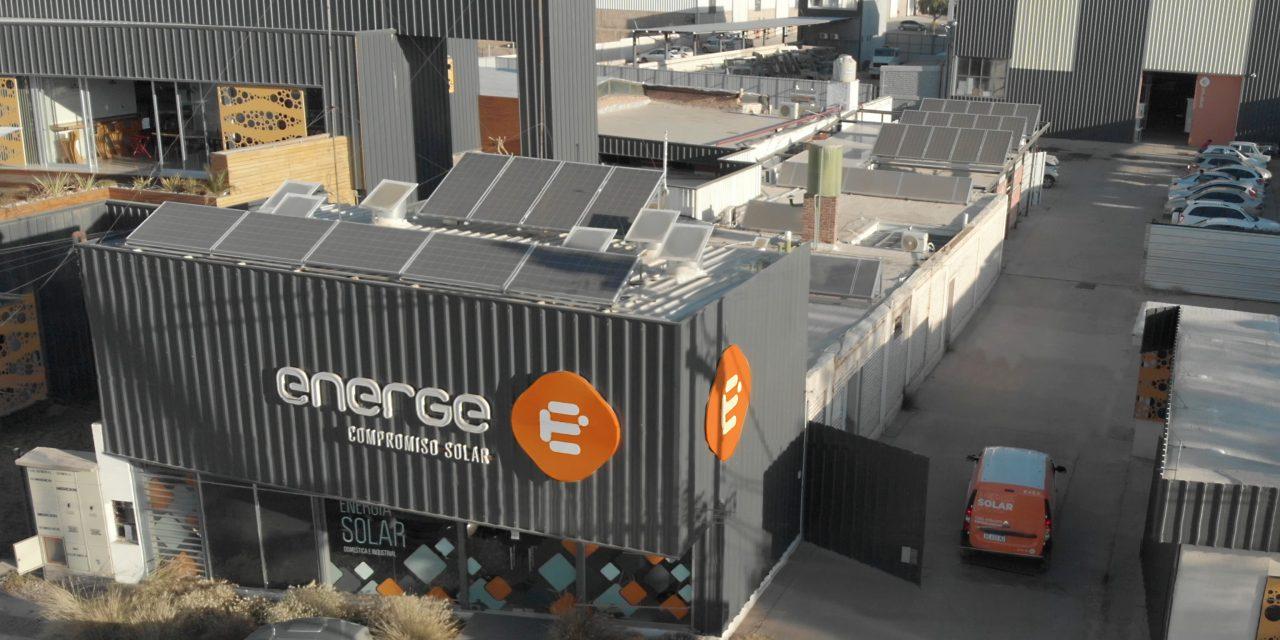 Energe inauguró su punto en San Rafael con una charla junto al Ministerio de Desarrollo Productivo y la RAMCC