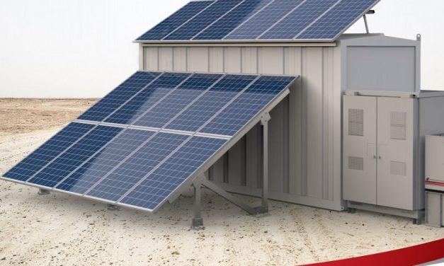 Soluciones compactas para despliegue de sitios Telecom con energía renovable