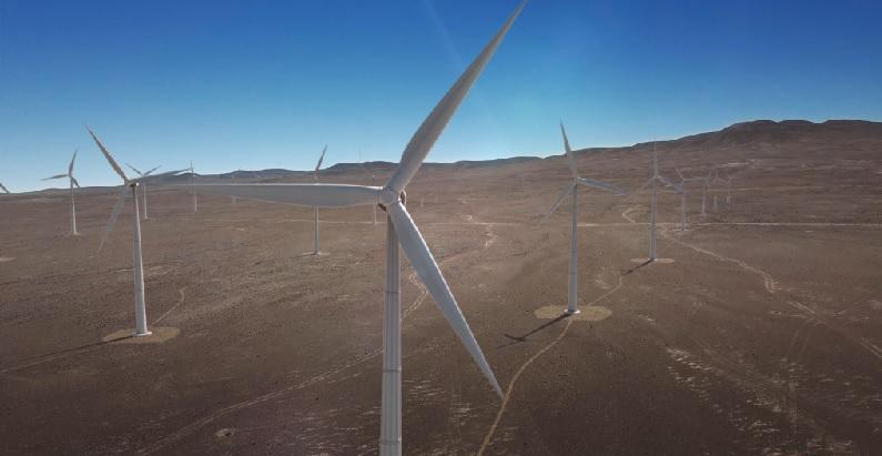 778 MW: Colbún aprueba inversión de US$850 millones para el mayor proyecto eólico de América Latina