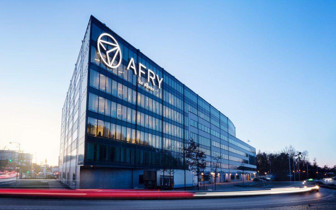 Afry apuesta a Chile para la digitalización en línea con la red 5G