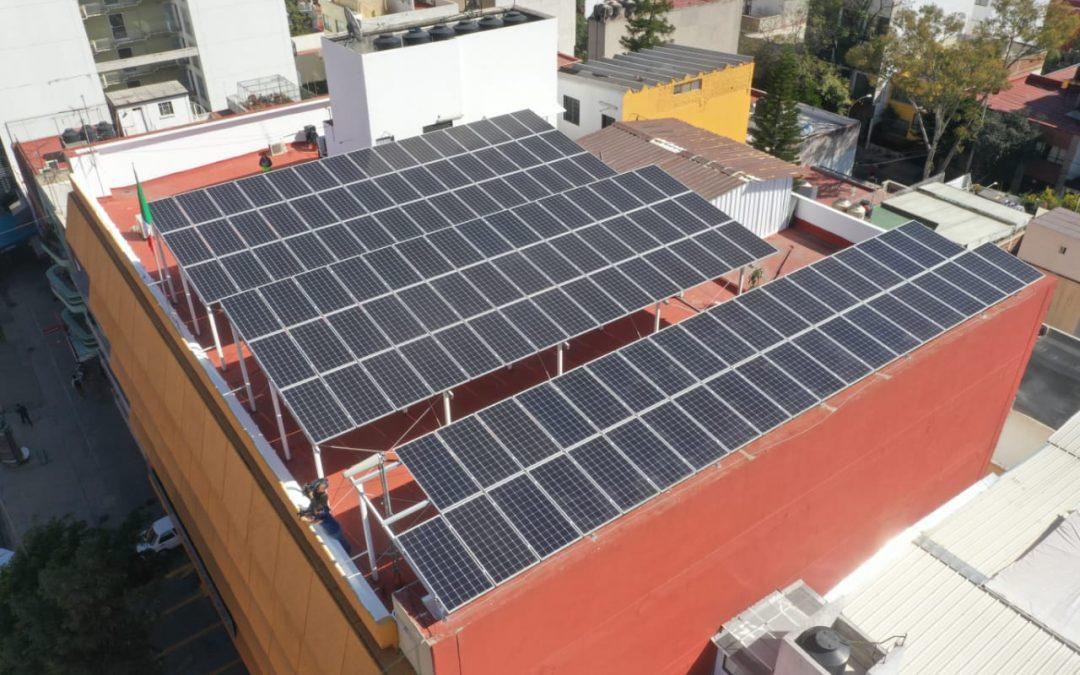 ANES trabaja muy cerca de CFE para promocionar la generación distribuida solar en México