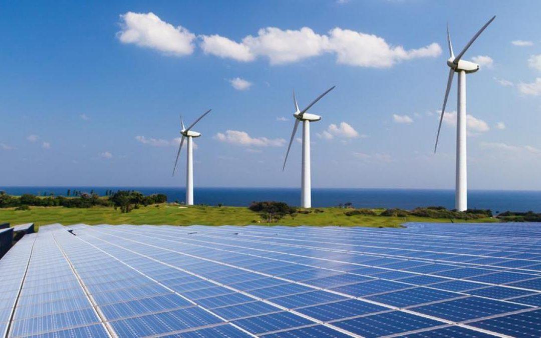 La generación eólica creció un 29% y la fotovoltaica un 38% en Chile
