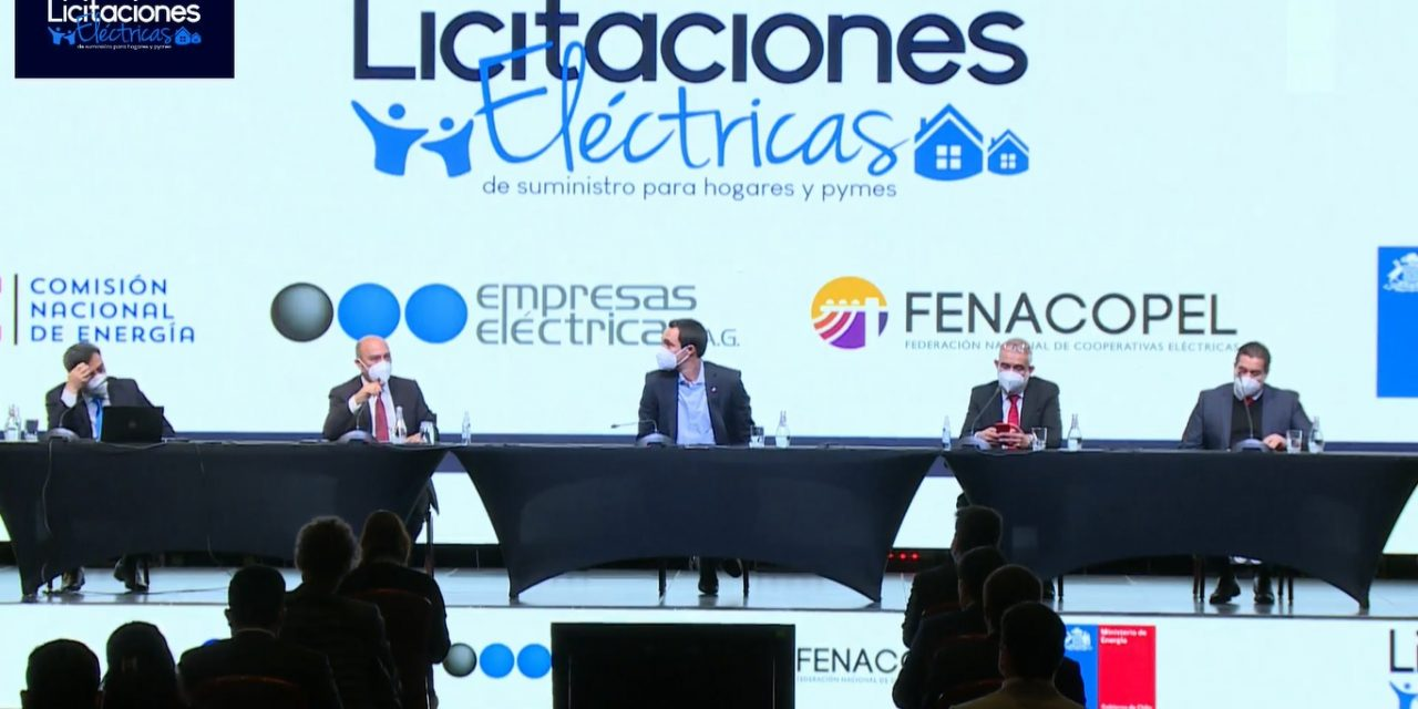13.32 dollars per MWh: New renewable energy record prices in the Chilean Auction