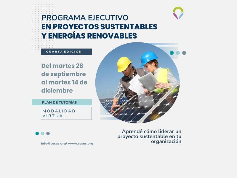 Tutoría de alto nivel para impulsar proyectos locales de energías renovables