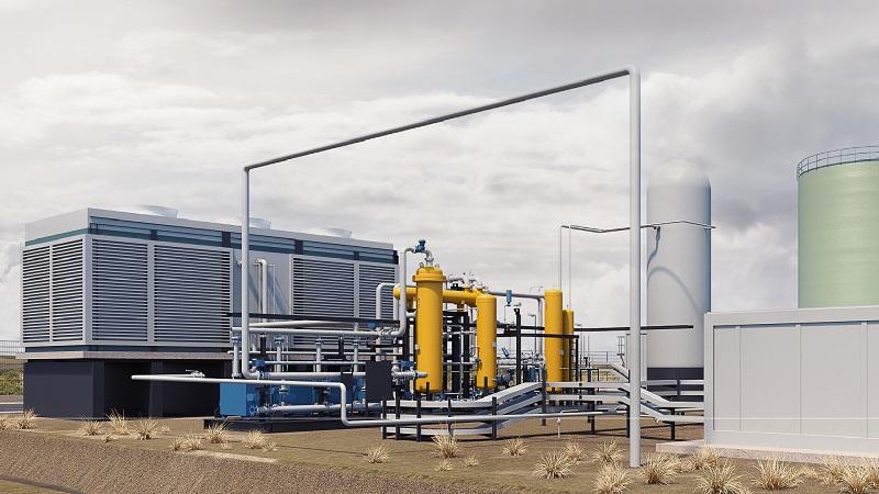 Comienza la construcción de la primera planta comercial de combustibles CO2 neutrales en Chile