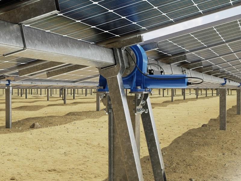 STI norland presenta su tecnología de trackers para parques fotovoltaicos en Latinoamérica