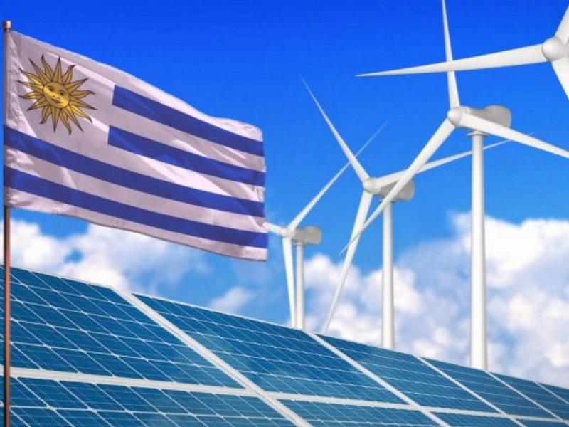 Uruguay apunta a eólica y solar para instalar centrales de H2 con 60% de factor de planta