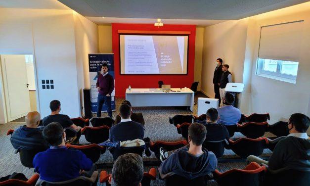 EFERGÍA realizó el primer Encuentro Huawei en Buenos Aires
