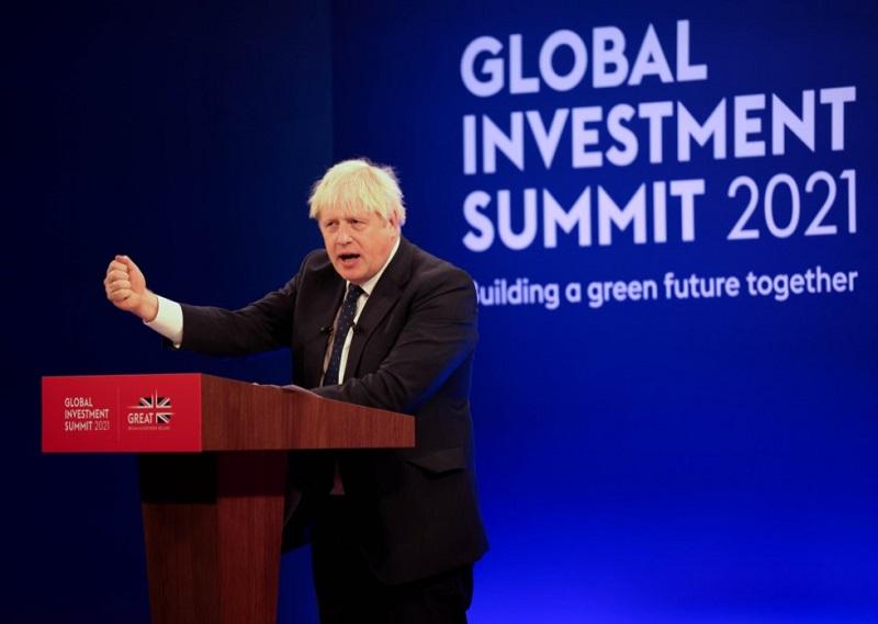 Reino Unido anuncia su camino hacia las cero emisiones netas con una estrategia histórica