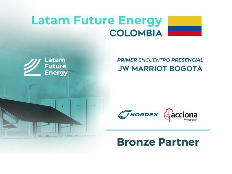 Nordex Group dice presente en el evento cumbre de las energías renovables en Colombia
