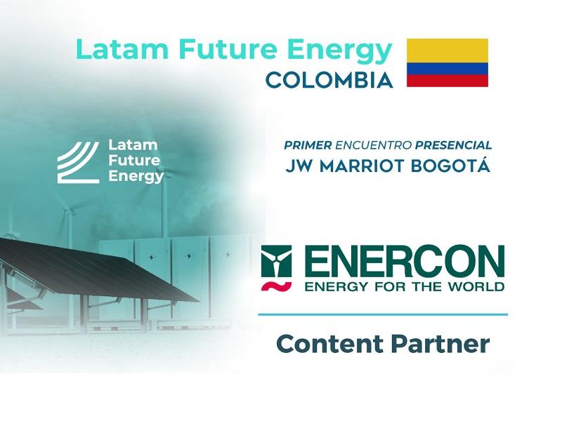 LFE Colombia: Enercon participará del mayor evento en Colombia para analizar la subasta de renovables