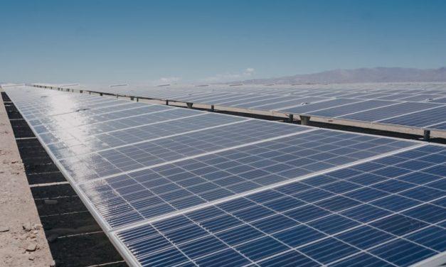 Verano Capital tomó la operación y mantenimiento del Parque Solar Estancia Guañizuil de 80 MW