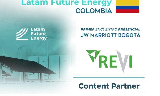 LFE Colombia: Revi analizará las oportunidades de negocios con proyectos de almacenamiento
