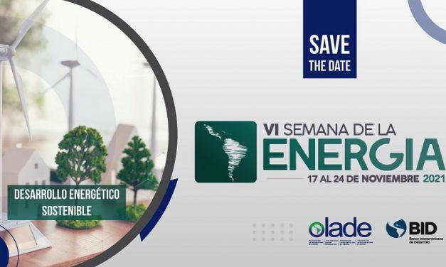 Semana de la Energía: Inscripción abierta al debate político para impulsar más renovables en Latinoamérica